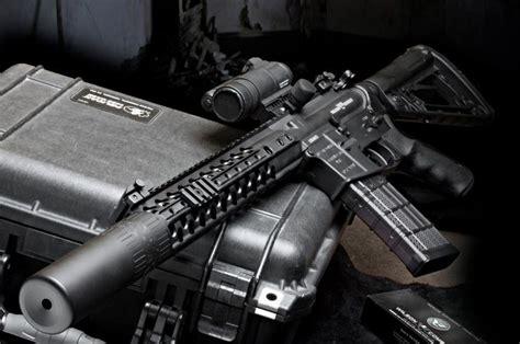 Short Barrel High Caliber Rifles