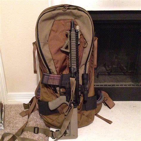 Short Barrel Rifle Backpack