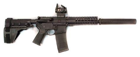 Short Barrel Rifle Restrictions