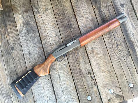 Short Barrel Shotguns For Hunting