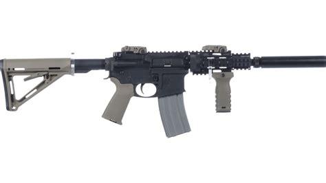 Short Barreled Rifle Definition