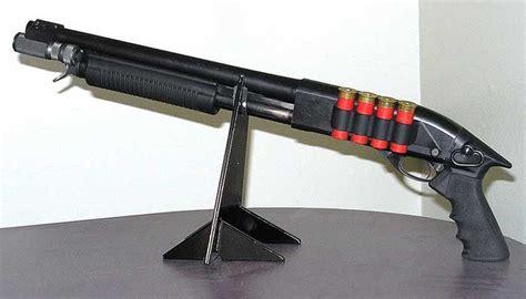 Short Barreled Shotgun Indiana