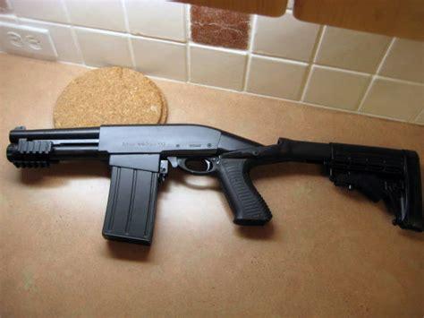 Short Tactical Shotgun Stock