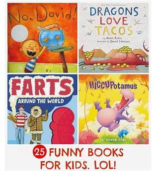 Short Funny Books