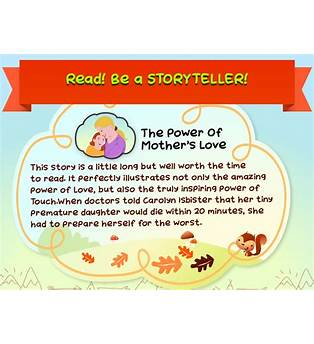 Short Story In English For Child