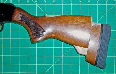 Shortening A Synthetic Shotgun Stock