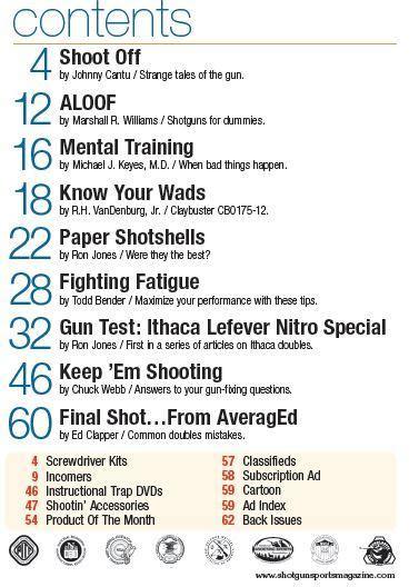 Shotgun News Back Issues