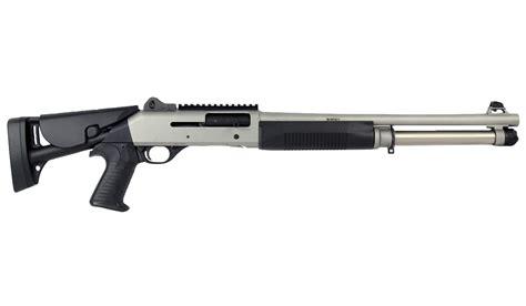 Benelli Shotgun 12ga Benelli M4 Telescoping + Pistol Grip.