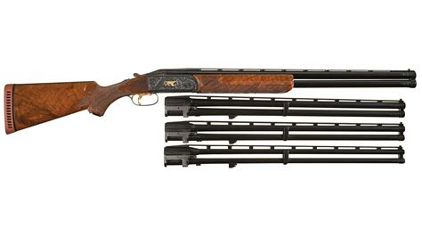 Shotgun 4 Barrel Set