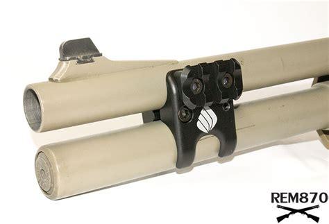 Shotgun Barrel Magazine Clamp