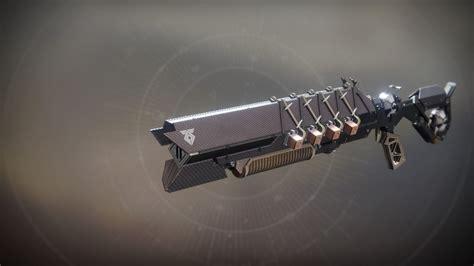 Shotgun Barrel Types Destiny 2