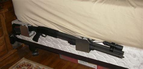 Shotgun Bed Holster