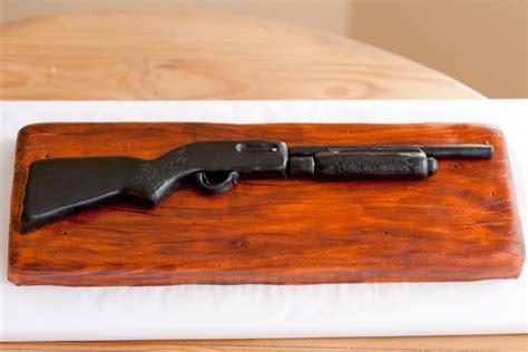 Shotgun Cake Pan