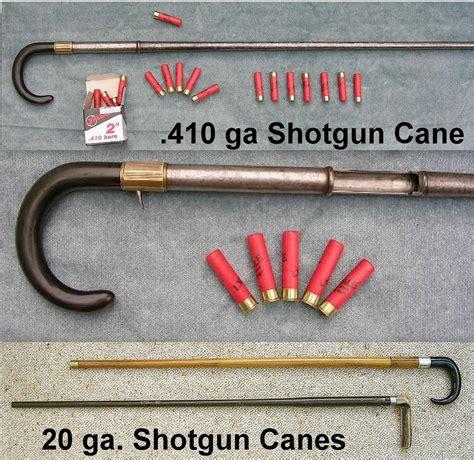 Shotgun Cane
