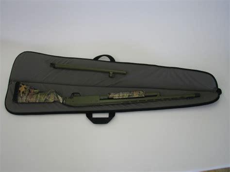Shotgun Case With Extra Barrel Storage