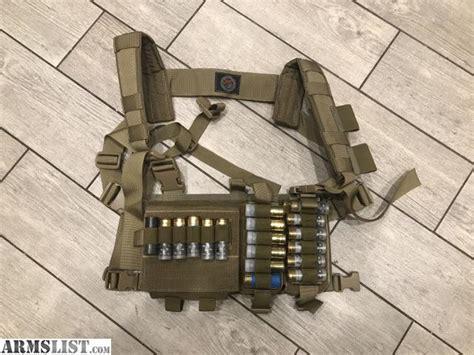 Shotgun Chest Rig For Sale