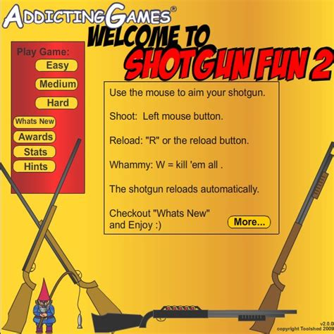 Shotgun Funfun Cheat Codes