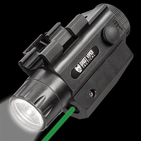 Shotgun Green Laser Light Combo