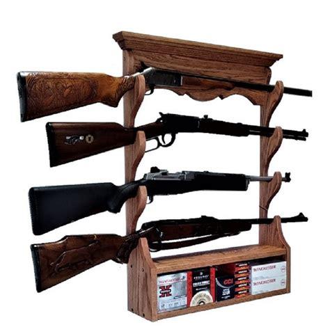 Shotgun Holder For Wall