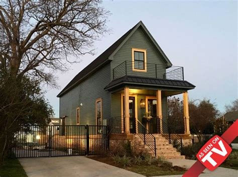 Shotgun House Waco Tx