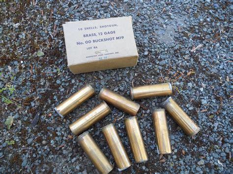 Shotgun Incendiary Shells Ww2
