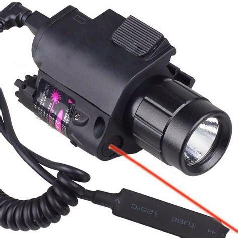 Shotgun Laser Light Combo And Rifle Shooting Sticks