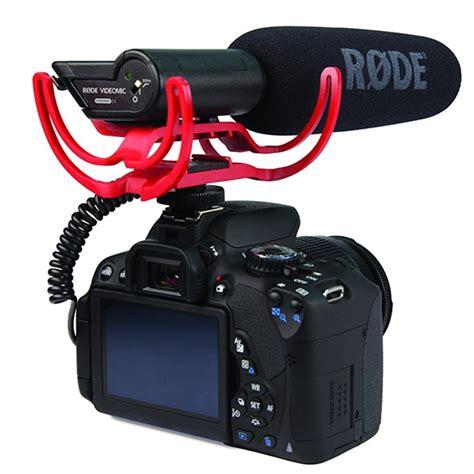 Shotgun Mic On Camera