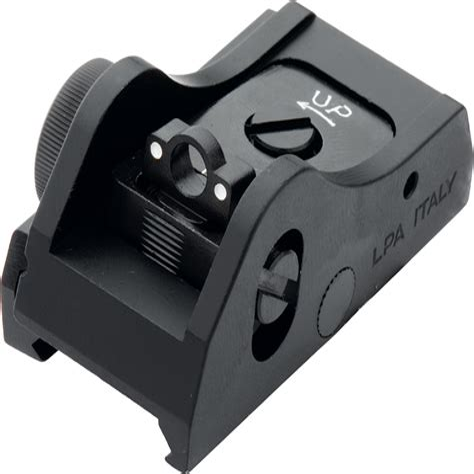 Shotgun Rail Iron Sights