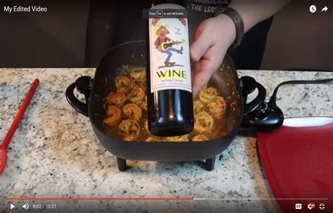 Shotgun Red Wine