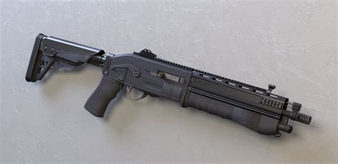 Shotgun Rifle Hybrid