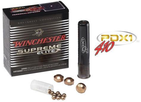 Shotgun Self Defense Rounds