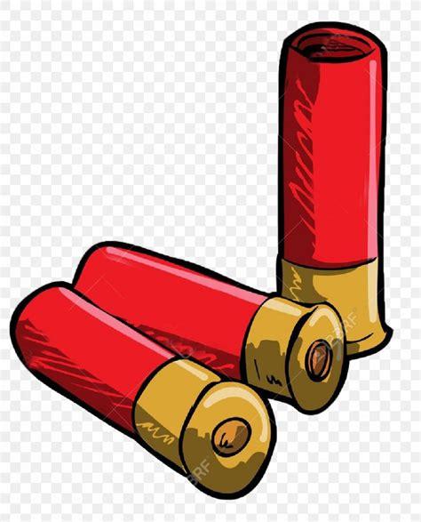 Shotgun Shell Clipart
