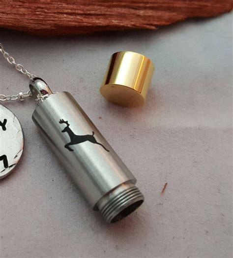 Shotgun Shell Cremation Jewelry