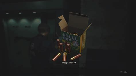 Shotgun Shell Locations Resident Evil 7