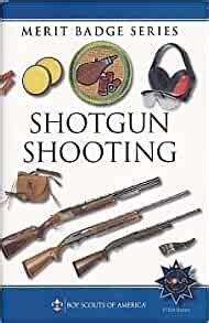Shotgun Shooting Merit Badge Book Pdf