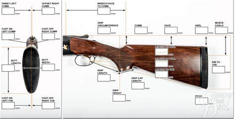 Shotgun Stock Dimensions