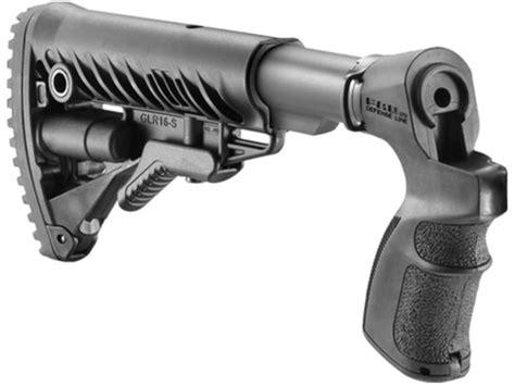 Shotgun Style Buttstock