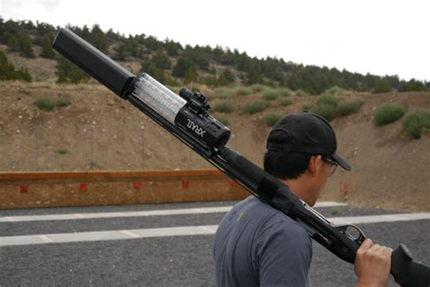Shotgun Suppressor For Goose Hunting