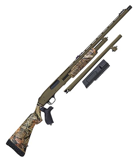 Shotgun That Is Both Pump Action And Semi Auto