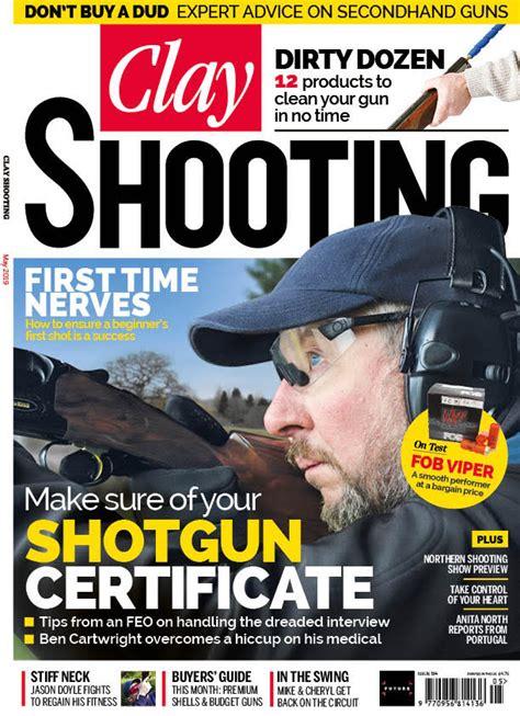 Shotgun Trap Shooting Magazines