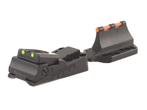 Shotgun Vent Rib Rifle Sights And Truglo Magnum Turkey Shotgun Sights