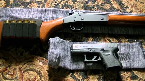 Shotgun Vs Rifle For First Gub