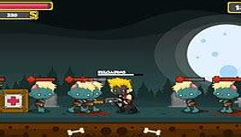 Shotgun Vs Zombies Hacked Unblocked Games