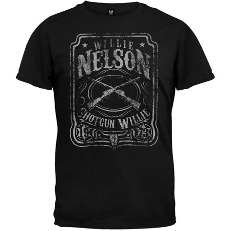 Shotgun Willie T Shirt