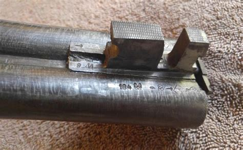 Shotgun With Twisting Barrels