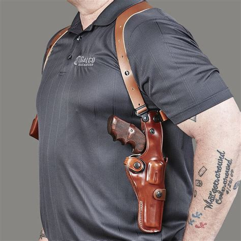 Shoulder Holster Systems Galco Gunleather