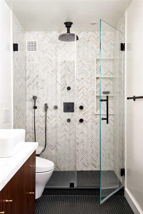 Shower Ideas For A Small Bathroom