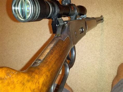 Side Mount Scope For 30 30