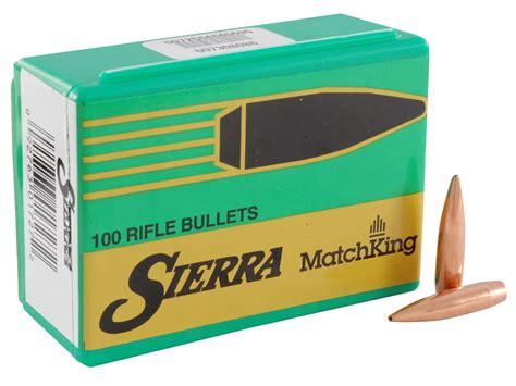 Sierra Bullets Matchking 6 5mm (0