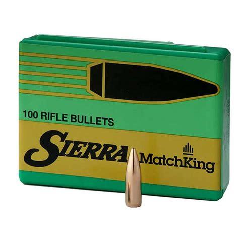 Sierra Matchking Bullets 6mm 243 110gr Hpbt Matchking 100box